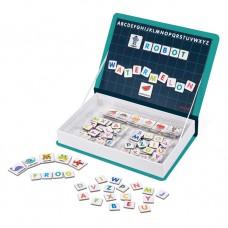 English Alphabet Magnetibook