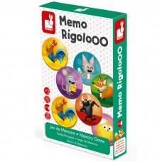Memory Game Rigolooo